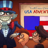 Troll Face Quest: USA Adventure